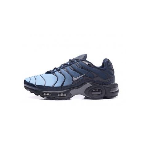 Nike Air Max TN 2019 Homme Bleu/Noir Pas Cher