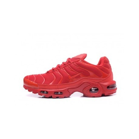 Nike Air Max TN 2019 Homme Rouge Pas Cher