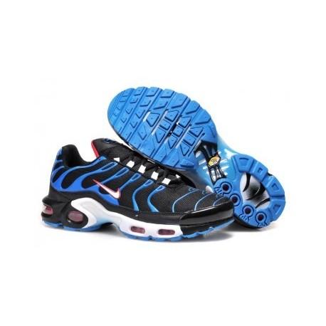 Nike TN 2019 Homme noir/bleu Pas Cher