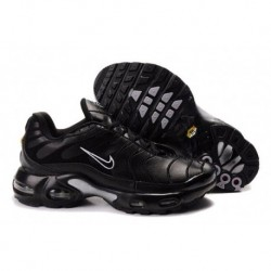 Achat Nike Air Max TN 2018 Homme Chaussures Noir/Grise Moins Cher