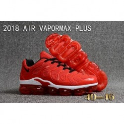 Nike Air VaporMax Plus KPU Rouge Noir Blanc