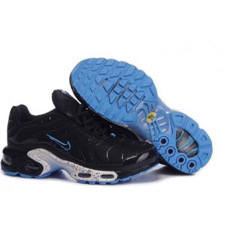 Acheter Homme Nike Air Max TN Chaussures Noir Bleu Blanche a vendre