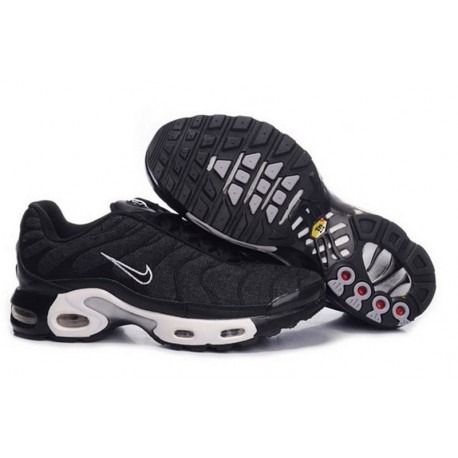 Nouveau Homme Nike Air Max TN Chaussures Noir Grise a vendre