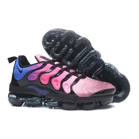 Nike Air VaporMax TN Noir Team Red Hyper Violet Racer Bleu