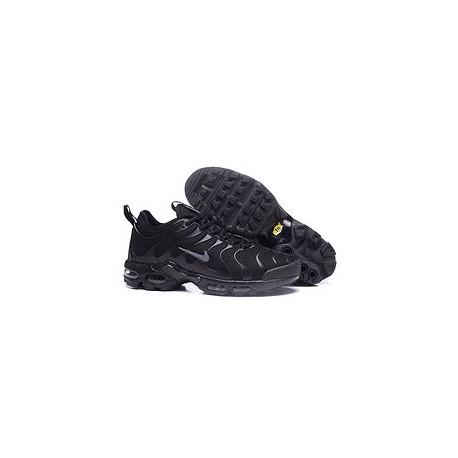 Achat Nike Air Max TN 2018 Homme Chaussures All Noir a vendre Pas Cher