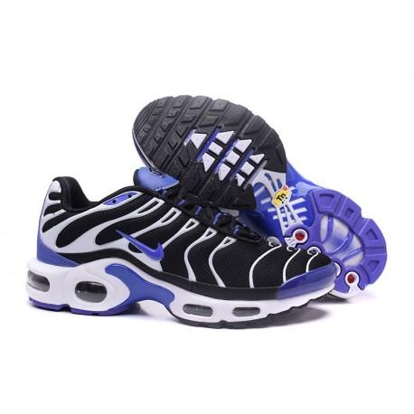Nike Air Max TN Chaussures Hommes Noir/Blanc/Violet