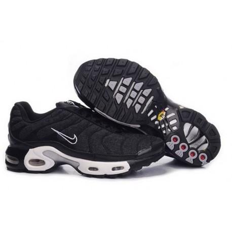 Nike Air Max TN Chaussures Hommes Noir Gris