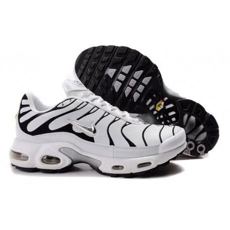 Chaussures Nike Air Max TN 2019, blanc/noir