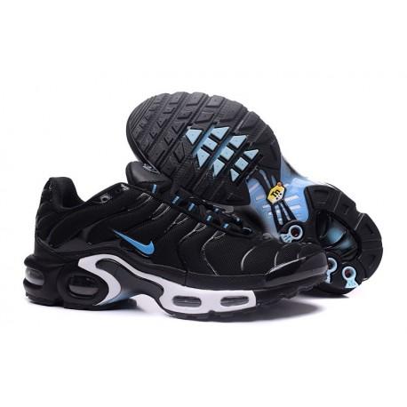 Nike Air Max TN Chaussures Hommes Noir/Blanc/Bleu