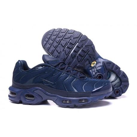 Chaussures Nike Air Max TN Homme Bleu
