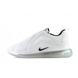 Hommes Nike Air Max 720 Blanc Pas Cher