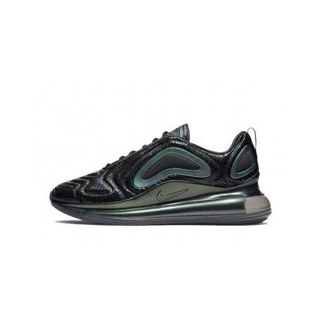 Femme/Homme Nike Air Max 720 Noir Pas Cher