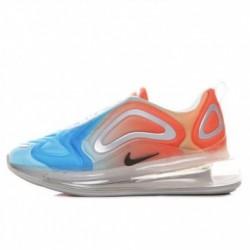 Nike Air Max 720 Hommes Orange/Bleu Pas Cher