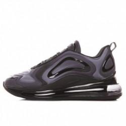 Nike Air Max 720 Gris/Noir Hommes Pas Cher