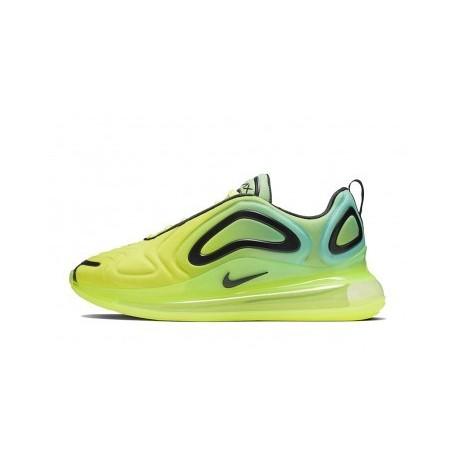 Homme Nike Air Max 720 Jaune/Vert Pas Cher
