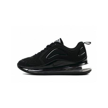 Nike Air Max 720 Noir Hommes Pas Cher