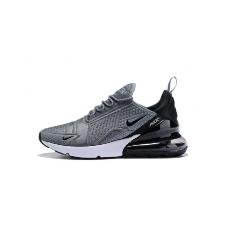 Nike Air Max 270 Gris/Noir Hommes Pas Cher