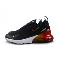 Femme/Homme Nike Air Max 270 Noir Pas Cher