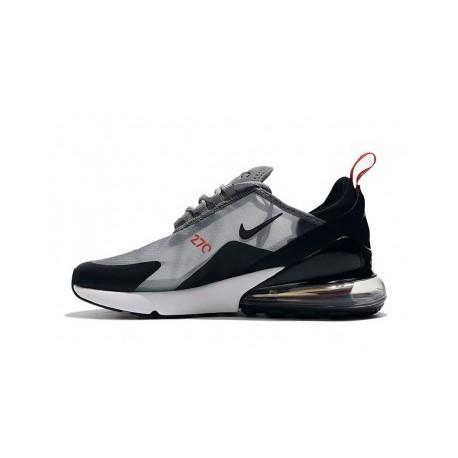 Nike Air Max 270 Gris Hommes Pas Cher