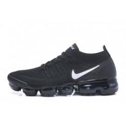Femmes/Hommes Nike Air Vapormax Flyknit 2.0 Noir Pas Cher