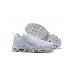 TN 2019 Homme Nike Air Max Plus Tous Ultra Blanc Pas Cher