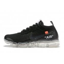 Hommes Nike Air Max VaporMax Noir - Noir Pas Cher