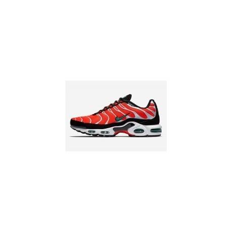 Nike Air Max Plus Orange pour homme pas cher