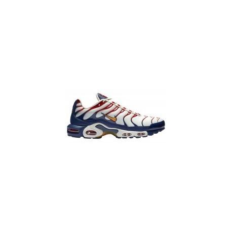 TN 2019 Homme Pack nautique Nike Air Max Plus pour homme Sai Or Navy pas cher