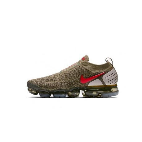 Hommes Nike Air Vapormax Flyknit 2.0 Marron Pas Cher