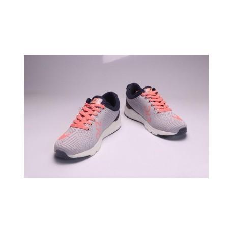 Femme Nike Air Max 270 Bleu/Gris/Rose Pas Cher