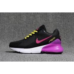 Femme Nike Air Max 270 Noir/Violet Pas Cher