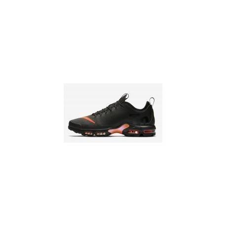 TN 2019 Homme Nike Air Max Plus TN Ultra SE Homme Noir Pas Cher