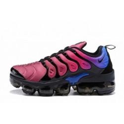 Femme/Homme Nike Air VaporMax Plus/TN Noir/Rouge Pas Cher