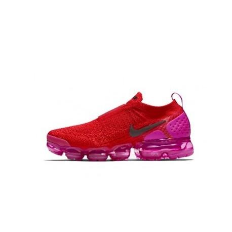 Nike Air Vapormax Flyknit 2.0 Rouge/Violet Pas Cher
