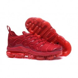 Nike Air VaporMax TN Plus Tout Rouge
