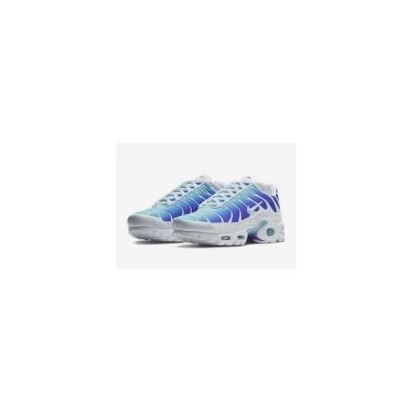 TN 2019 Homme Nike Air Max Plus OG Homme Bleu Ciel Pas Cher
