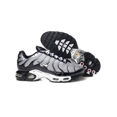 Nike TN 2019 Homme noir/blanc Soldes
