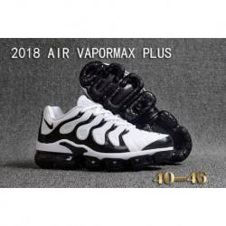 Nike Air VaporMax Plus KPU Blanc Noir