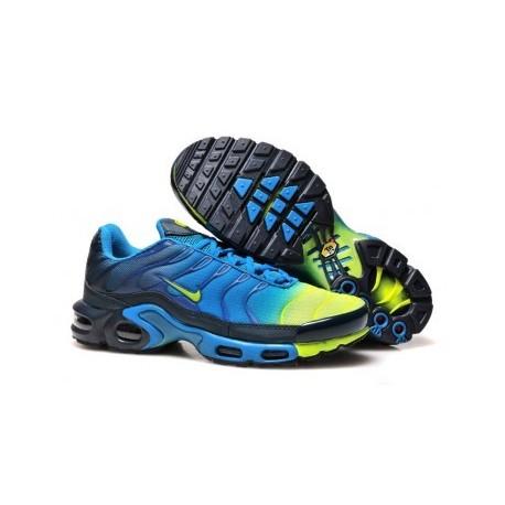Nike TN 2019 Homme bleu/noir/jaune